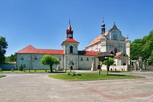 KRASNOBRÓD - Sanktuarium Maryjne
