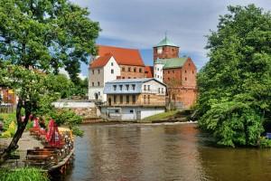 DARŁOWO - Zamek Książąt Pomorskich