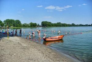KRUSZWICA - Plaża na Cyplu