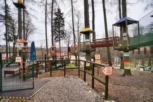 JEDLINA ZDRÓJ - Park Aktywności  Czarodziejska Góra