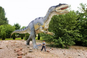JUROWCE - Jurajski Park Dinozaurów