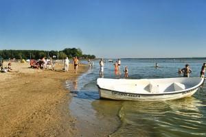 TURAWA - Jezioro Turawskie Duże