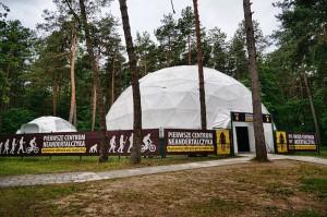 CHĘCINY - Pierwsze Centrum Neandertalczyka