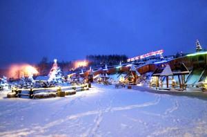 BAŁTÓW - Wioska Świętego Mikołaja