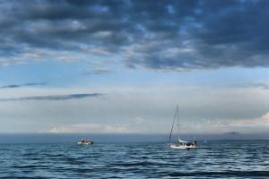 ŁEBA - Rejs statkiem turystycznym