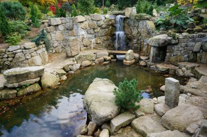 PRZESIEKA - Ogród Japoński Siruwia