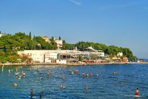 SPLIT - Plaża miejska Bačvice