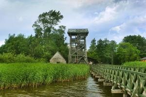 RĄBKA - Wieża widokowa