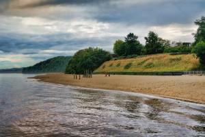 GDYNIA - Plaża Orłowo