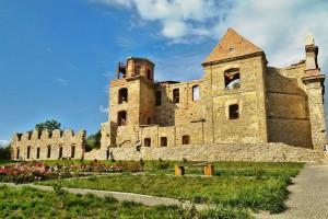 ZAGÓRZ - Ruiny klasztoru