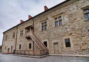 SANOK - Zamek