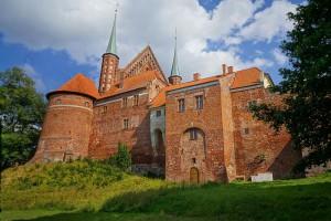 FROMBORK - Muzeum Kopernika na Wzgórzu Katedralnym