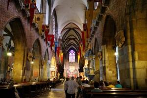 WROCŁAW - Katedra z punktem widokowym