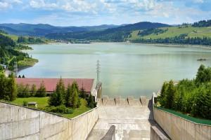 NIEDZICA - Zapora wodna na Dunajcu
