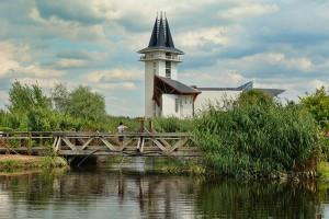 POROSZLO - Centrum ekologiczne Tisza-Tavi