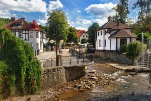 POLANICA ZDRÓJ - Miasto zdrojowe