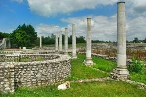 TAC - Starożytne ruiny Gorsium