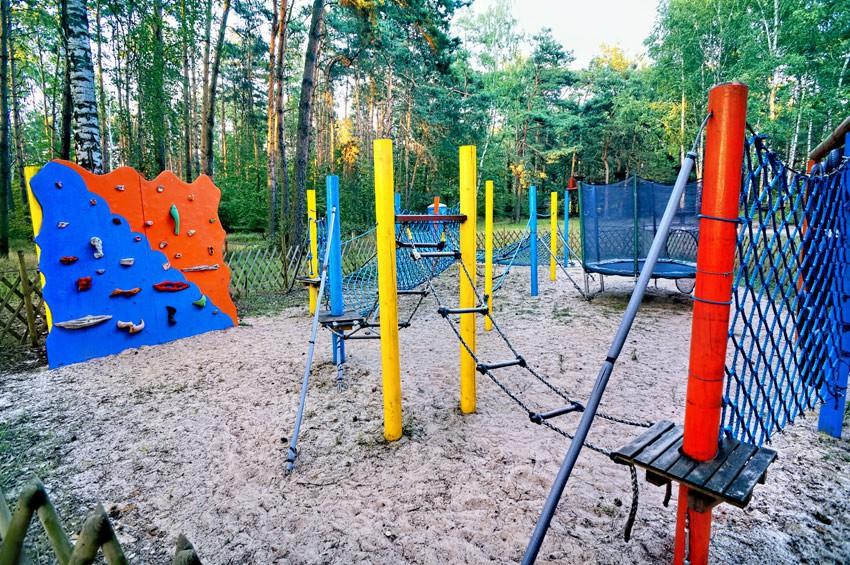 Plac dla najmłodszych dzieci