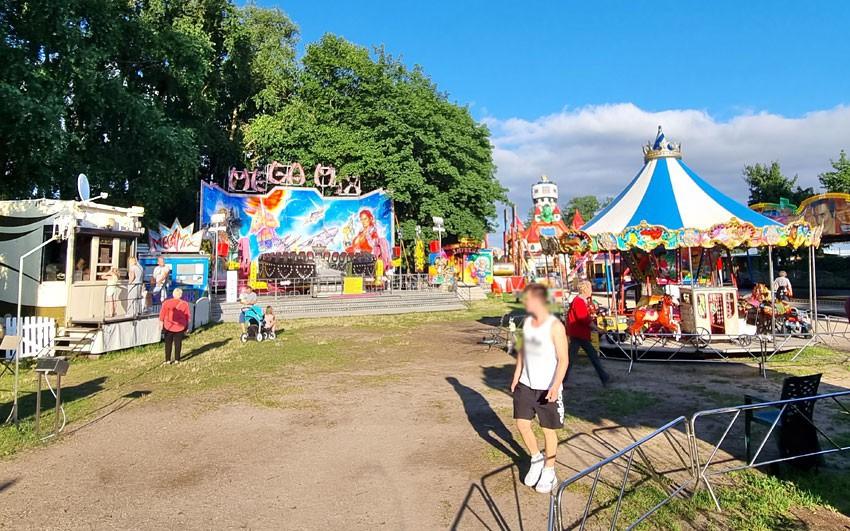 GIŻYCKO - Lunapark Bajka