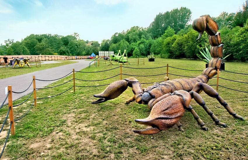 ZATOR - Park Owadów