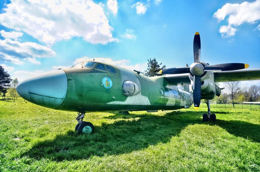 KRAKÓW - Muzeum Lotnictwa Polskiego