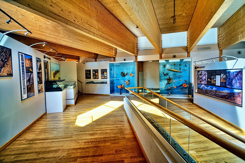 KIELCE - Geopark - Centrum Geoedukacji