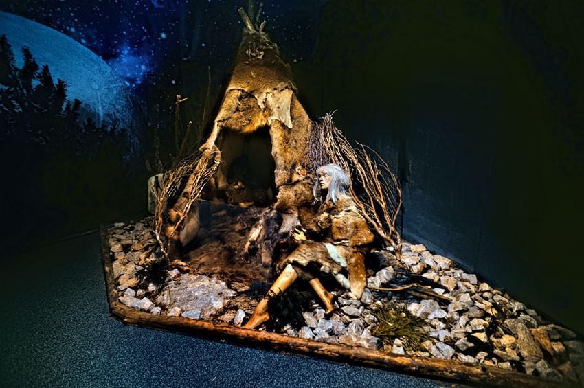Neandertalczyk i jego dom