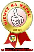 Miejsce na medal 2021